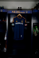 LA Galaxy Locke-Room Shoot