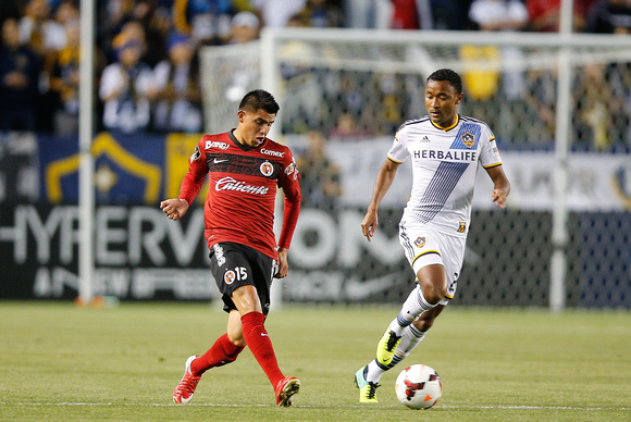LA Galaxy vs Xolos
